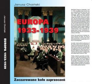 Europa 1933-1939