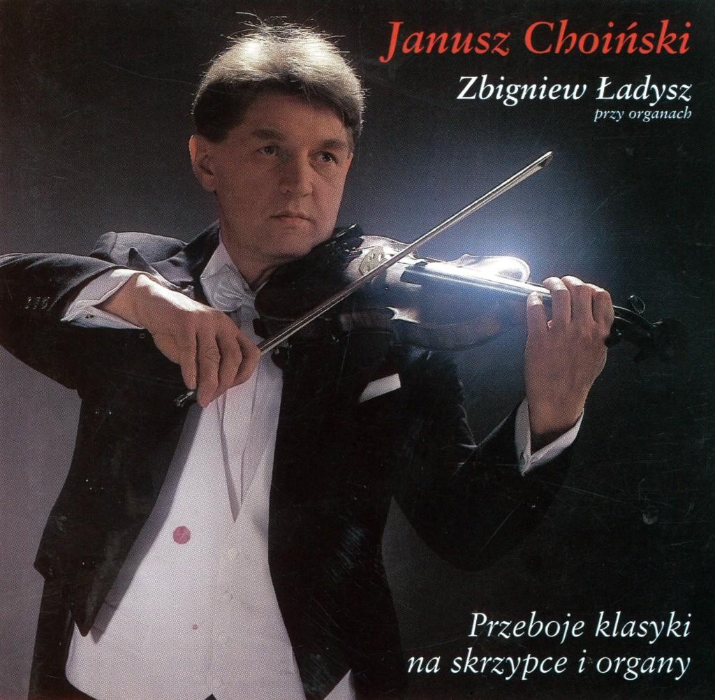 Janusz Choiński skrzypek